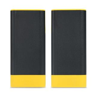 Remax Youth RPL-19 Power Bank Black/Yellow, 10000mAh