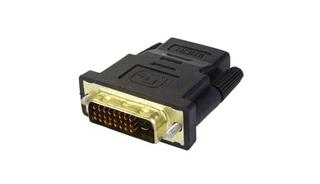 RR Adapter HDMI A - DVI-D F/M
