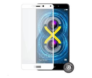 ScreenShield Tempered Glass na displej pro Huawei Honor 6X, bílá (displej)