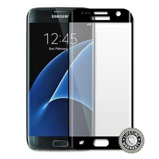 ScreenShield Tempered Glass na displej pro Samsung Galaxy S7 edge (SM-G935), černá (displej)