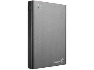 Seagate Wireless Plus 1TB šedý