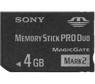 Sony MSMT4GN Memory Stick PRO Duo 4GB