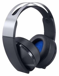 Sony PlayStation PS4 Platinum Wireless Headset