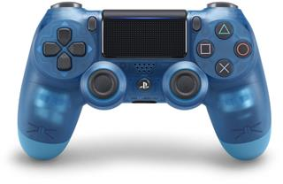 Sony PS4 Dualshock 4 v2 Translucent Blue