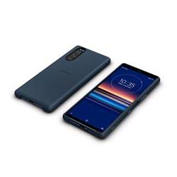 SONY SCBJ10 Style Back Cover pro Xperia 5 Blue