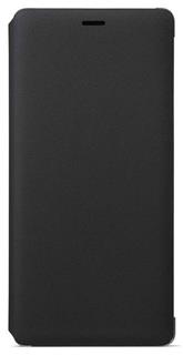 SONY SCSH40 Style Cover Stand pro Xperia XZ2 Black