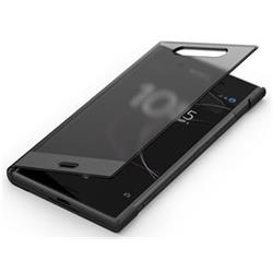 SONY SCTG50 Style Cover Touch pro Xperia XZ1 Black
