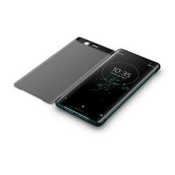 SONY SCTH70 Style Cover Touch pro Xperia XZ3 Green