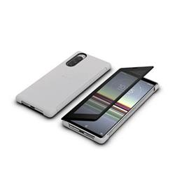 SONY SCVJ10 Style Cover View pro Xperia 5 Grey