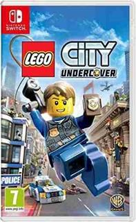 Switch - LEGO City Undercover