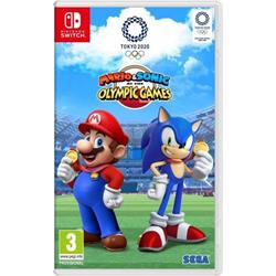 Switch - Mario & Sonic at the Tokyo Olymp. Game 2020