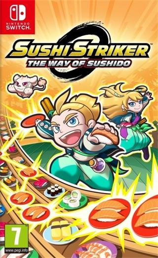 Switch - Sushi Striker: The Way of Sushido
