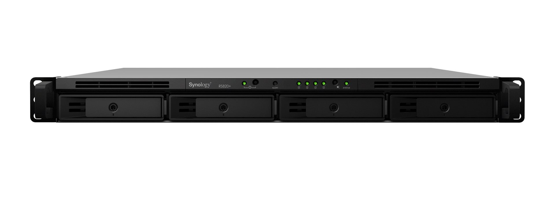 Synology RS820+ Rack Station