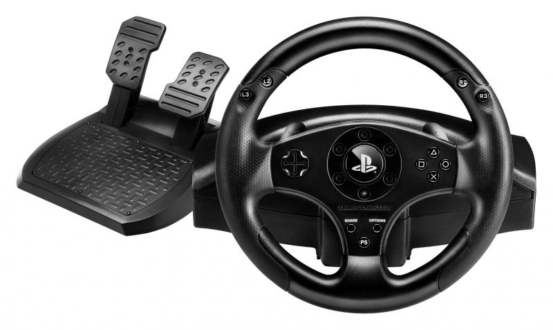 Thrustmaster T80 Racing Wheel pro PS4 a PS3