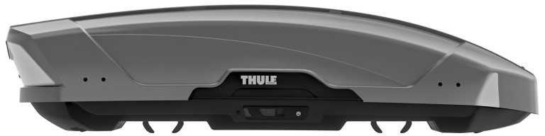 Thule Motion XT M lesklá titanová