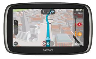 TomTom GO 61 World LIFETIME mapy