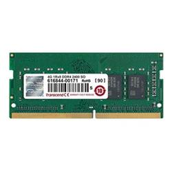Transcend 4GB DDR4 SO-DIMM 2400MHz CL17