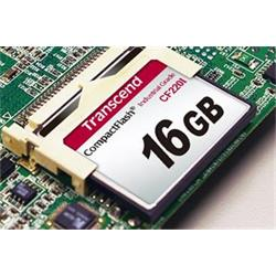 Transcend CF220I 16GB Industrial