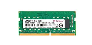 Transcend JetRam 16GB DDR4 SO-DIMM 3200MHz CL22