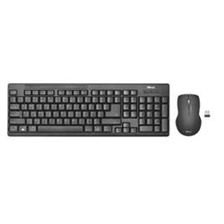 Trust Ziva Wireless Keyboard & Mouse CZ/SK