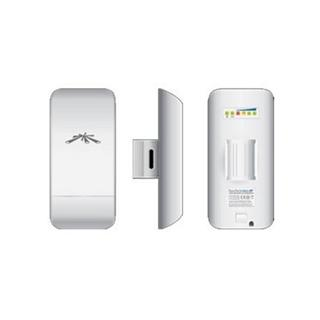 Ubiquiti Networks NanoStation Loco M2, anténa 2x8dBi MIMO, outdoor klient/access point, 2,4GHz, QoS