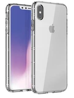 Uniq Hybrid iPhone XS MAX Air Fender - Nude