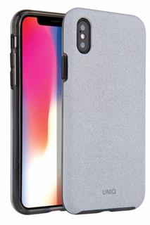 Uniq Hybrid iPhone XS/X Lithos - Moonstone