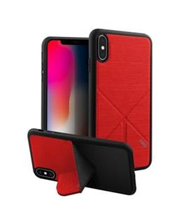 Uniq Hybrid iPhone XS/X Transforma Ligne - Fire