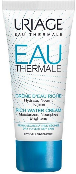 Uriage Eau Thermale Rich Water Cream 40ml