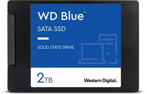 WD Blue 3D NAND SSD disk 2TB