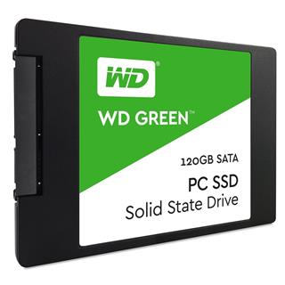 WD Green SSD disk 120GB