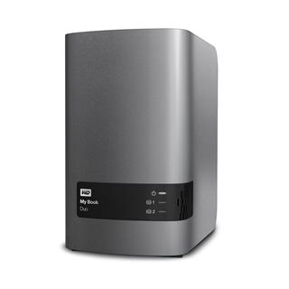 "WD My Book DUO 8TB Ext. 3.5"" USB3.0 (dual drive) RAID"