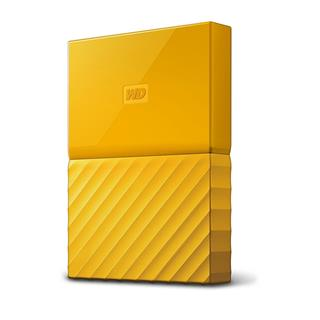 "WD My Passport 1TB 2,5"" USB3.0, YELLOW"