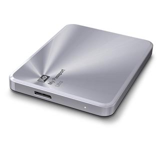 WD My Passport ULTRA METAL 2TB Silver