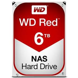 WD RED Plus NAS WD60EFRX 6TB