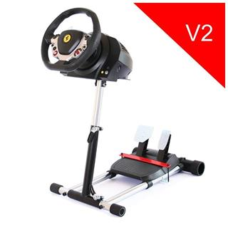 Wheel Stand Pro DELUXE V2, stojan na volant a pedály pro Thrustmaster T300RS, TX