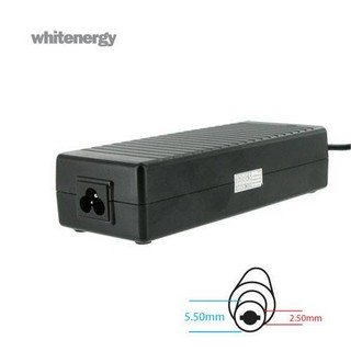 Whitenergy zdroj 19V 7.9A 150W, konektor 5.5x2.5mm