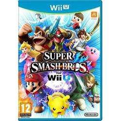 Wii U - Super Smash Bros NIUS709100