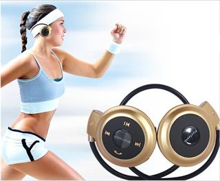 Wodasound® Sports mini 503 zlaté