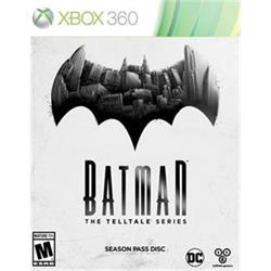 XBOX 360 - Batman - The Telltale Series