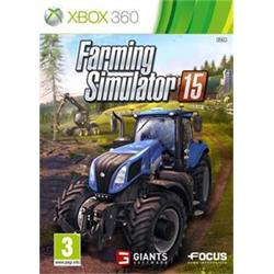 XBOX 360 - Farming Simulator 15