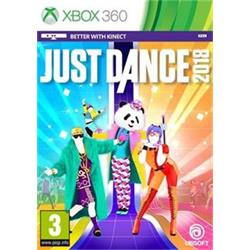 Xbox 360 - Just Dance 2018