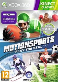 Xbox 360 - MotionSports (Kinect Classics)