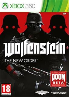 Xbox 360 - Wolfenstein: The New Order