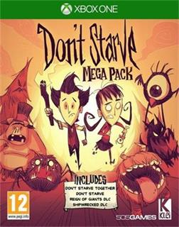 Xbox One Don't Starve Mega Pack