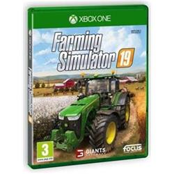 XBOX ONE - Farming Simulator 19