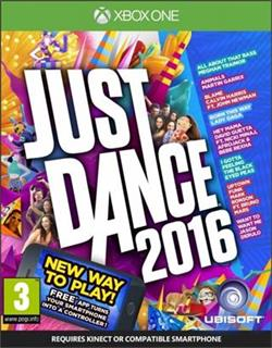 Xbox One - Just Dance 2016 (USX303613)