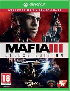Xbox One - MAFIA 3 Deluxe Edition