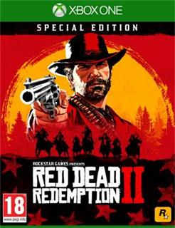 Xbox One - Red Dead Redemption 2 Special Edition