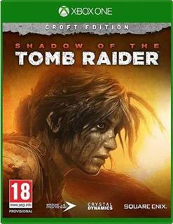 XBOX ONE Shadow of Tomb Raider Croft Edition